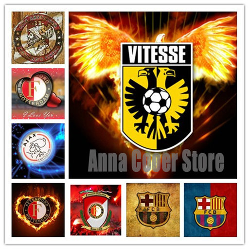 Diy Diamant Art Patroon Eagle Diamant Kruissteek Kristal Ronde Diamant Borduren Voetbal Team Logo Thuis DecorZT36
